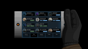 Unlocking various upgrades allows you to give missions a different approach.