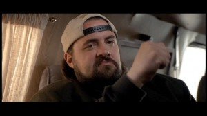 More rare than any epiphany you will ever have, Silent Bob is there to catch you!