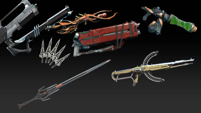 Best Melee, Primary, Secondary Weapon in Warframe ...