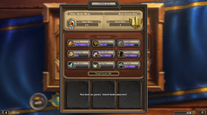 By playing you unlock new hero levels and cards in the process, gradually adding complexity.