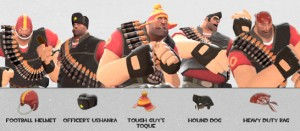 Team Fortress 2 is F2P done right - ingame hats finance the whole game and lots of servers