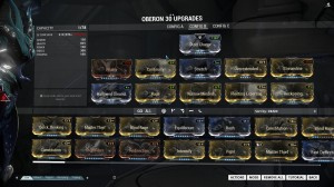 Build B excels against infested or defense type missions due to long duration mods and area denial ability spam