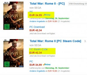 Have you ever wondered about the price difference? Especially when games are new this is quite apparent.