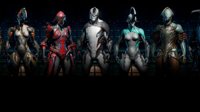 Guide: Choosing your ideal Warframe
