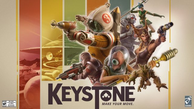 Game-News by Digital Extremes: Keystone
