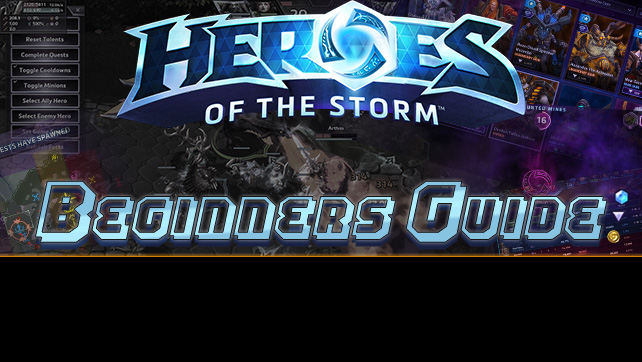 Heroes of the Storm: A Beginner's Guide